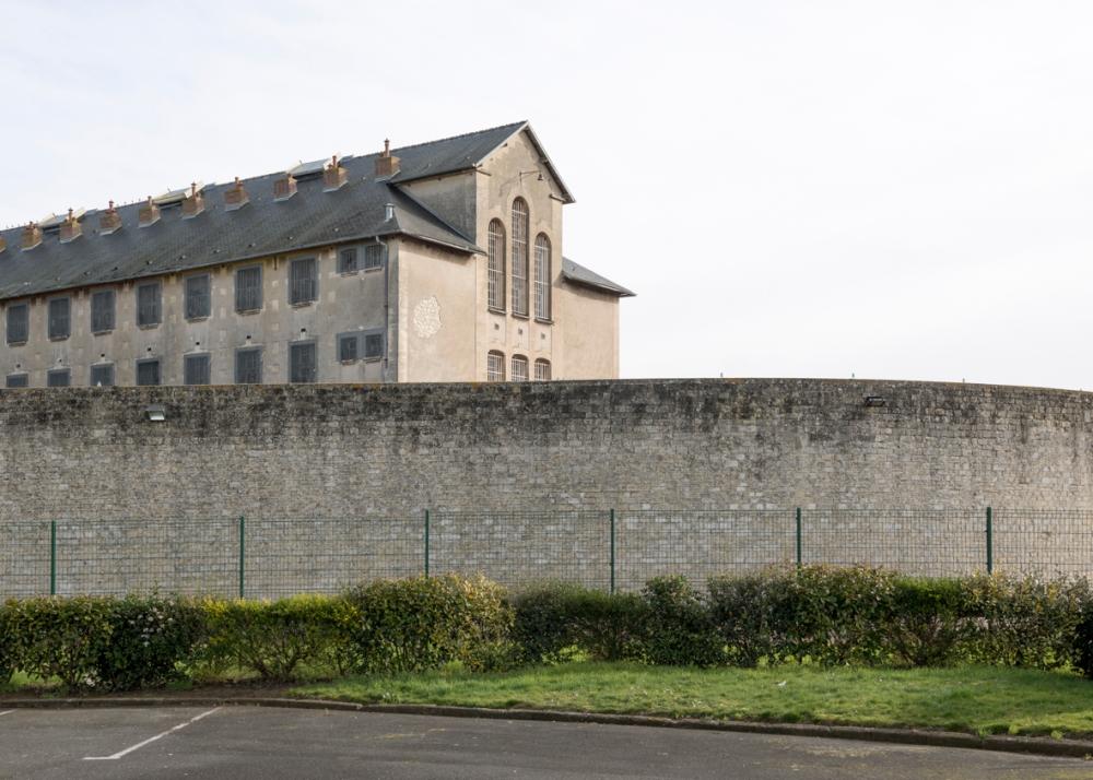 Antoine Cardi_Caen_prison