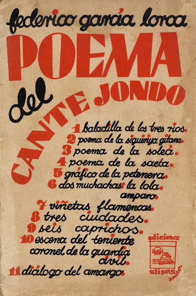 Poema-del-cante-jondo-Federico-García-Lorca