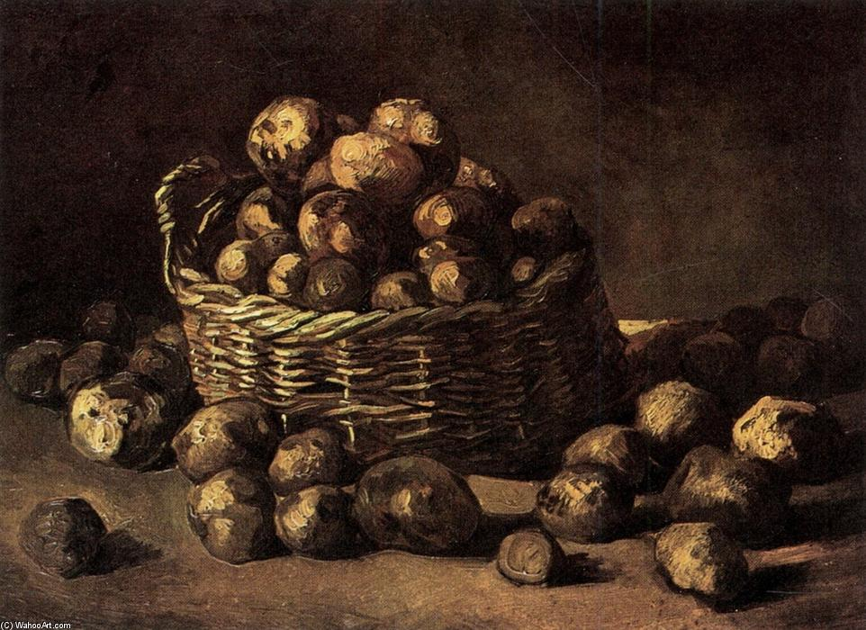 Vincent-Van-Gogh-Basket-of-Potatoes