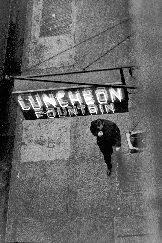 1-David Vestal _ West 22nd.street,1958