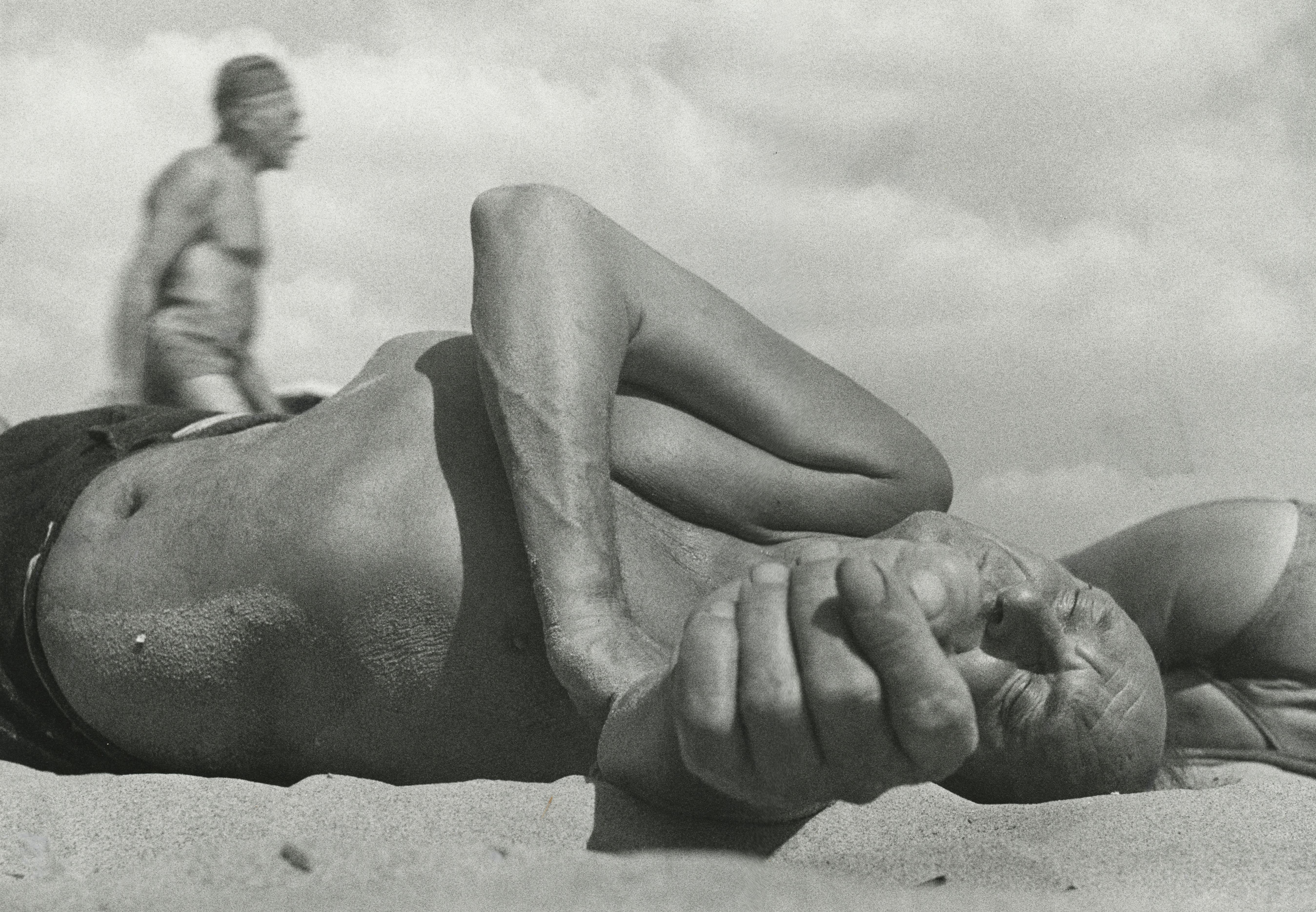 5-Leo Levinstein _Coney Island 1954_