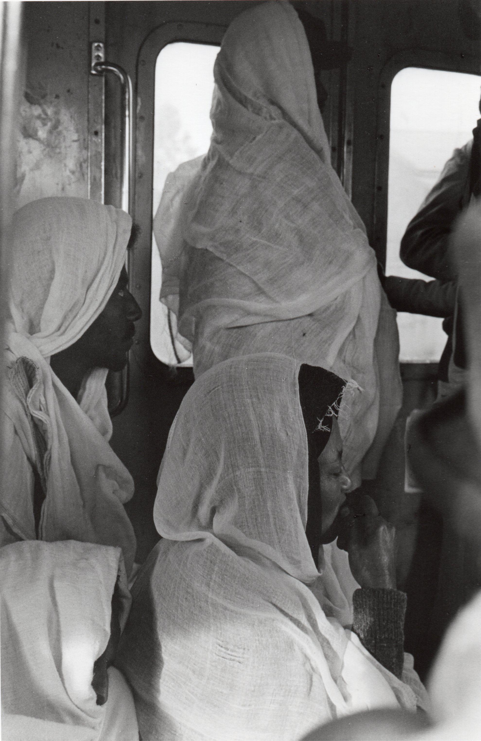 Ethiopie 1980 train Addis Abeba Djibouti