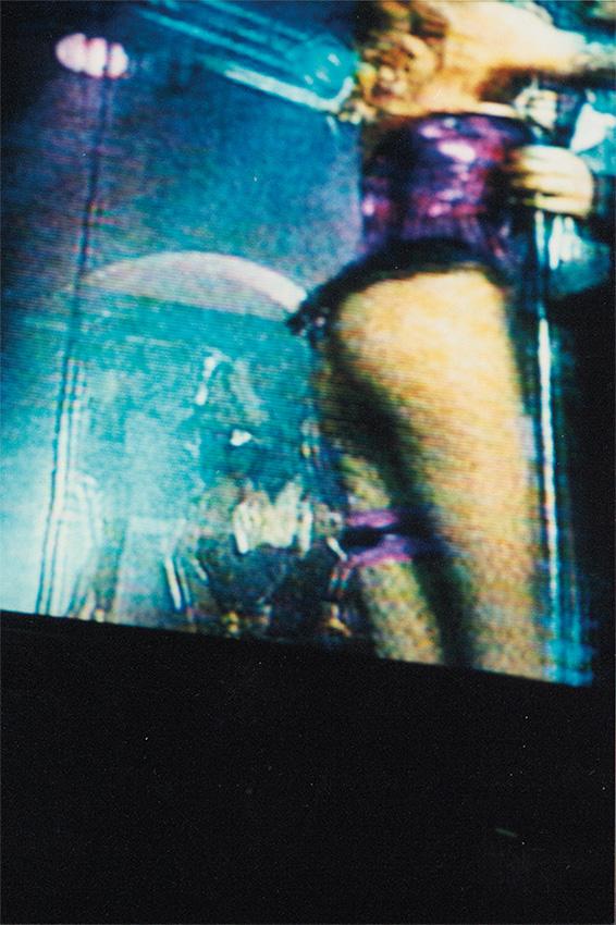 Le Fétochiste, sans titre, 2002, tirage argentique original, 15x10 cm.