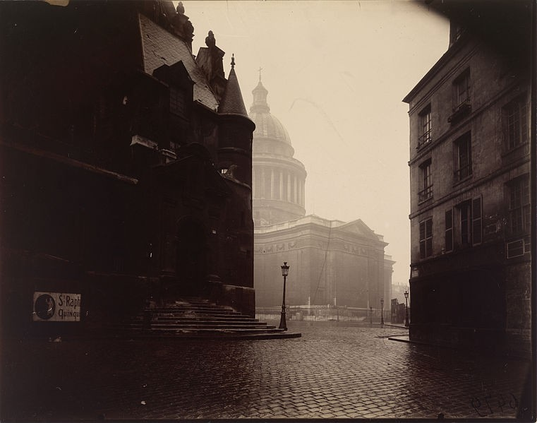 eugene_atget_the_pantheon_-_getty_museum
