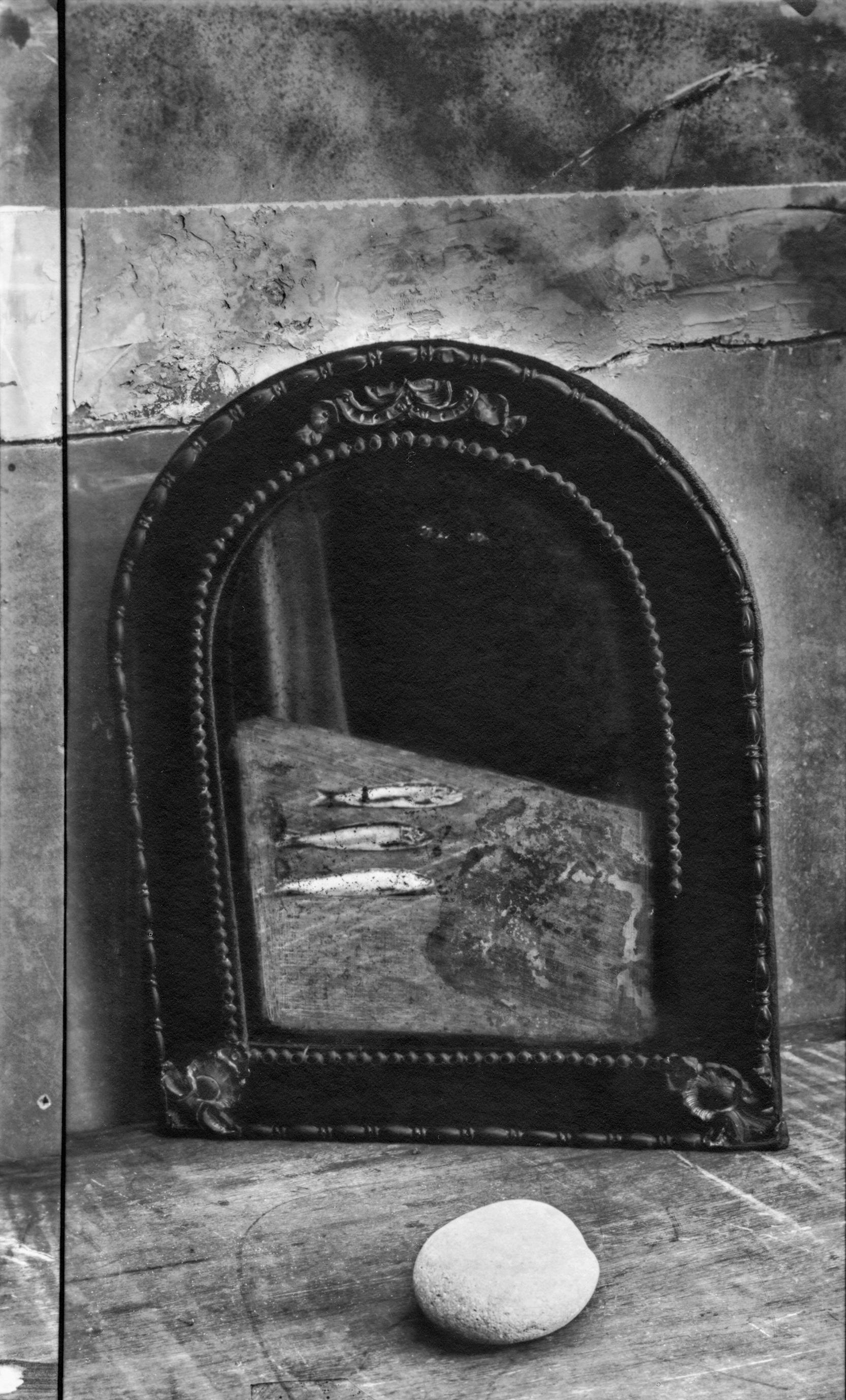 le miroir aux poissons, passages. prix levallois 2019 ©saraimloul