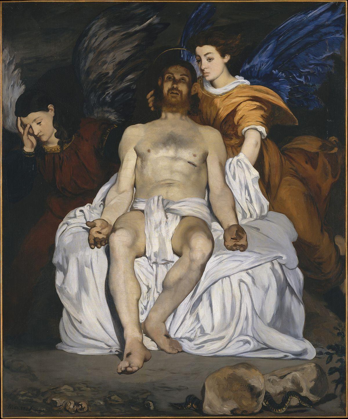 1200px-Édouard_Manet_-_Le_Christ_mort_et_les_anges