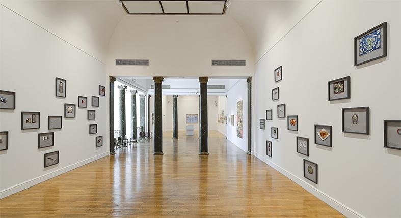 6-Exposition Traversées, musée Denys Puech, Rodez