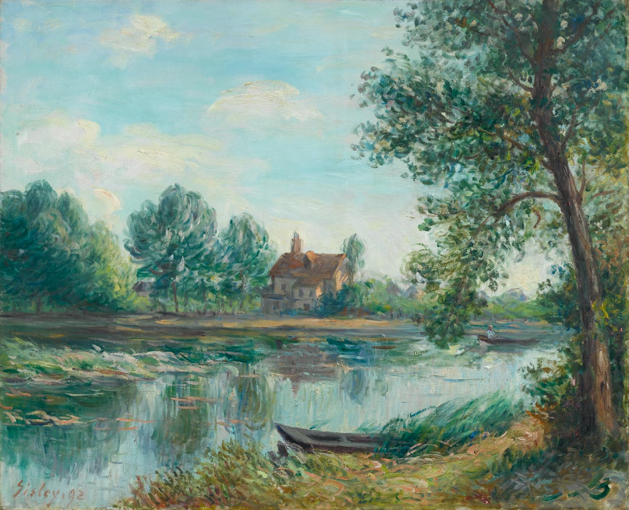 Alfred_Sisley_Bords_du_Loing_à_Saint-Mammès_1892