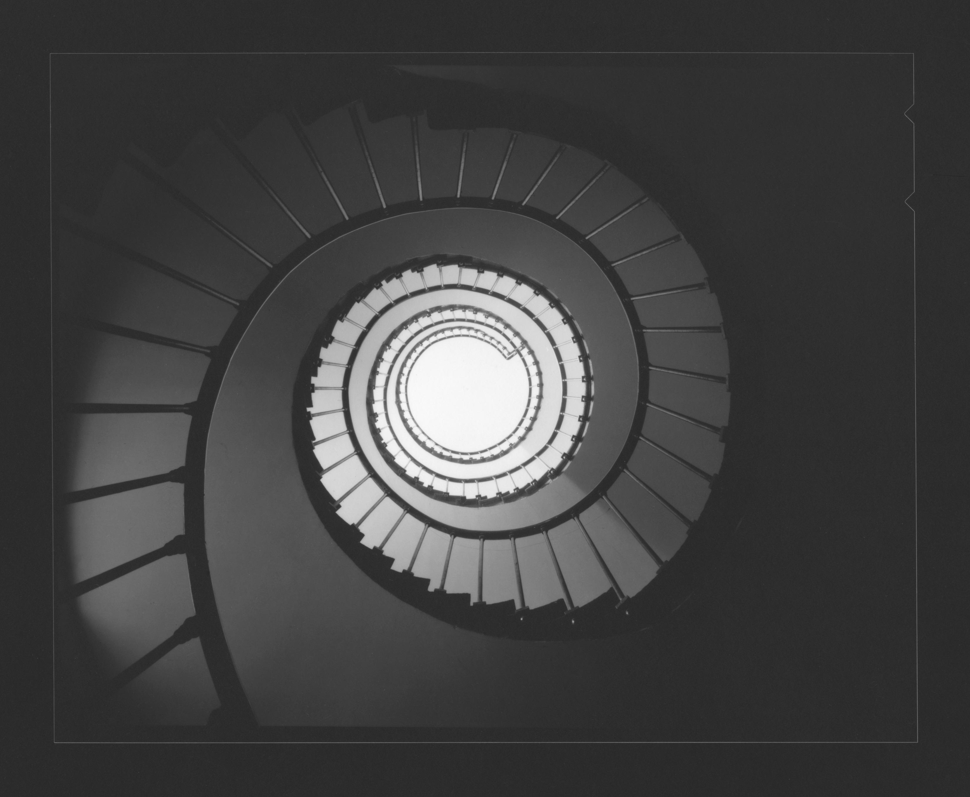 Clermont-Ferrand escalier