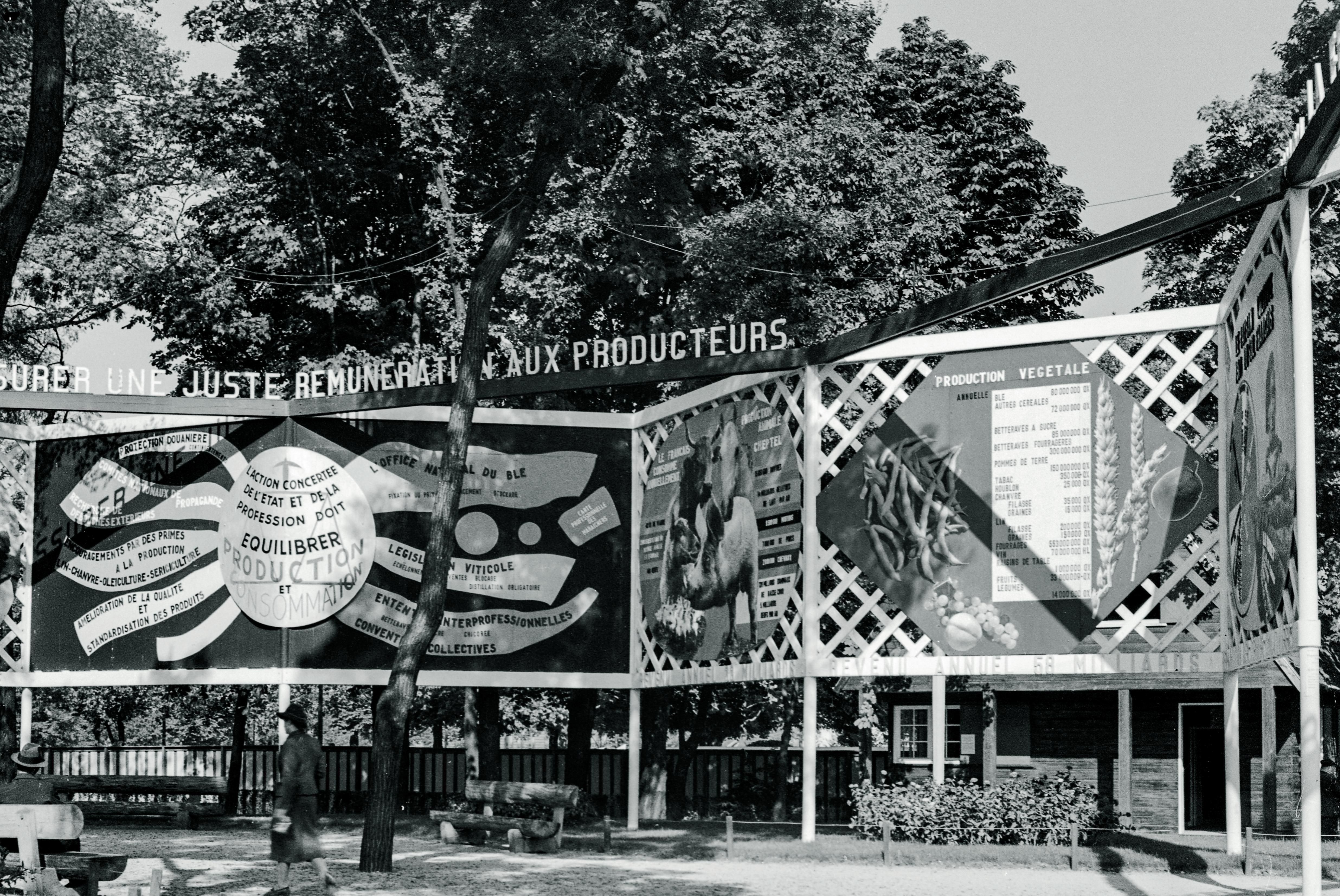 Vue diorama 1937