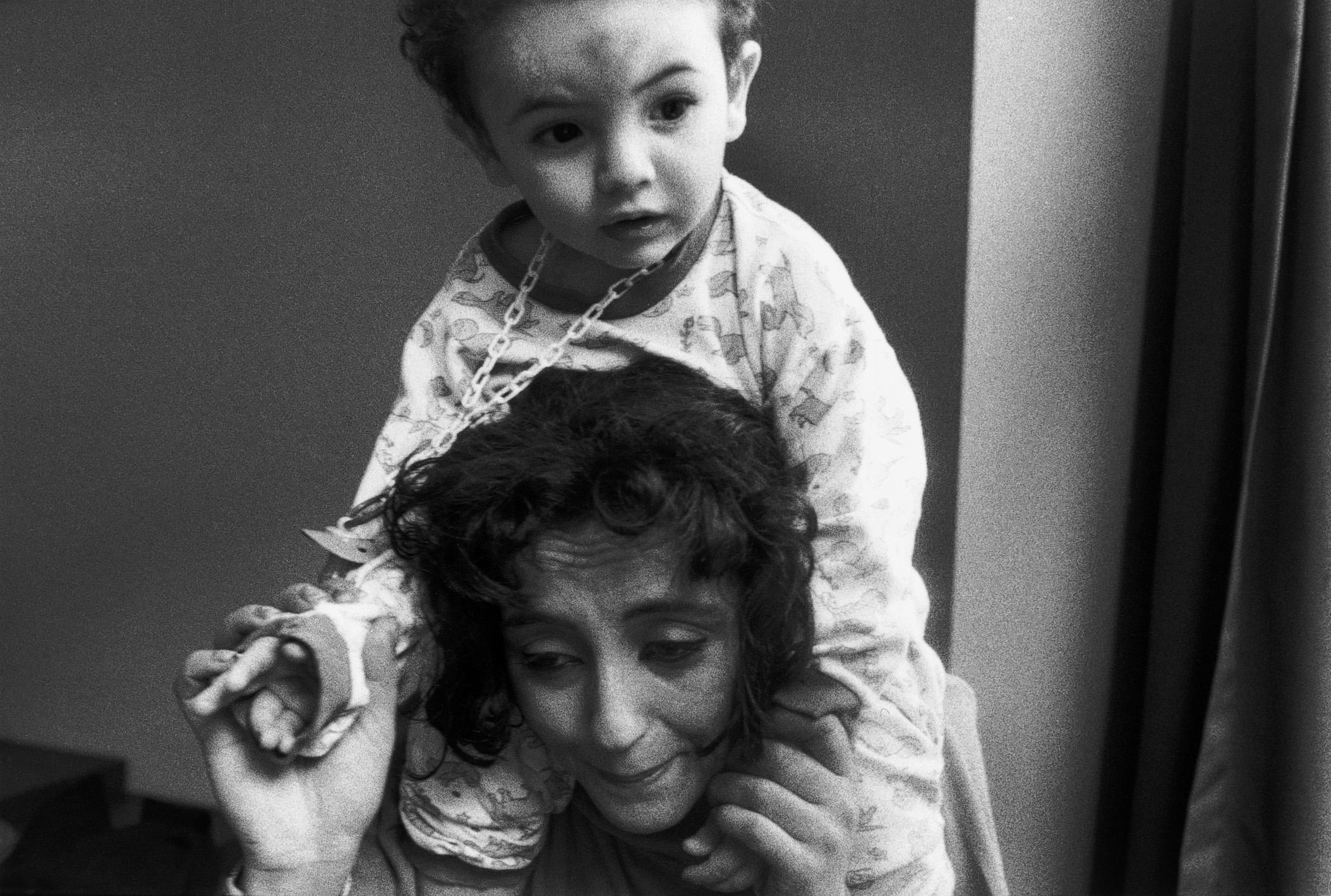 Helena Benjouira #5, Brussels 1998-1999
