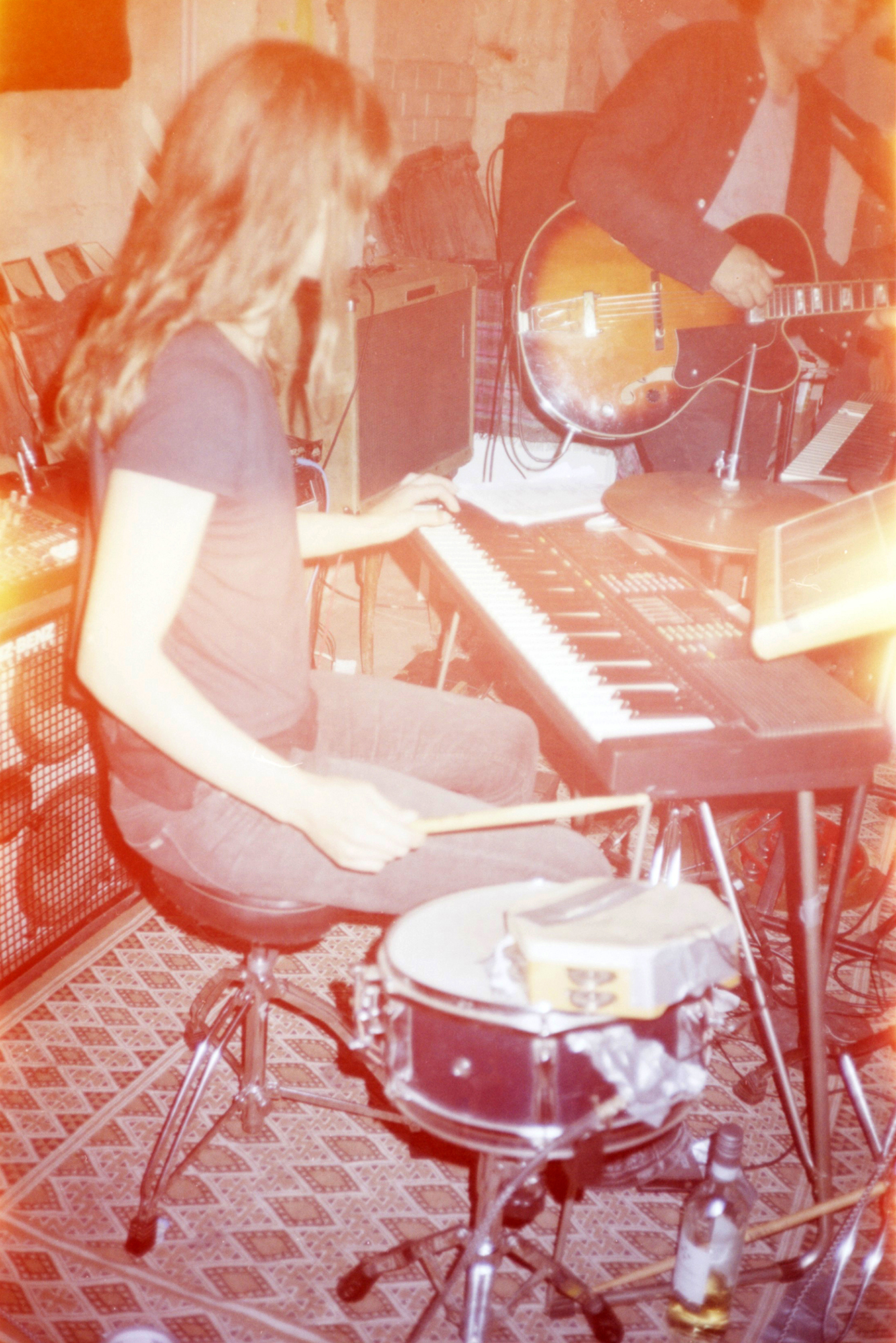 Melody, concert Medianoche artificial
